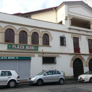 Extérieur du bâtiment Plaza Berri