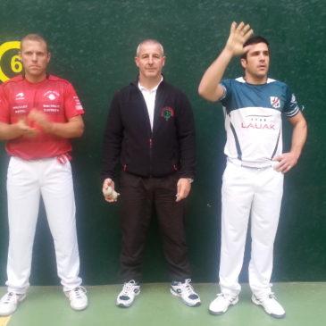 Trophée Arthur Pascual 1/4 finales
