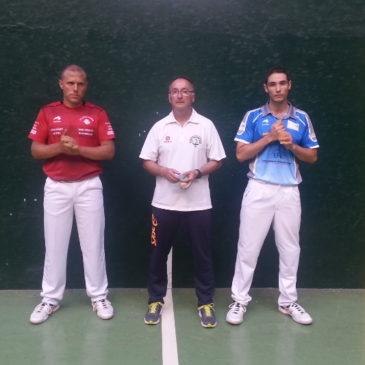 Trophée Arthur Pascual 1/2 finales