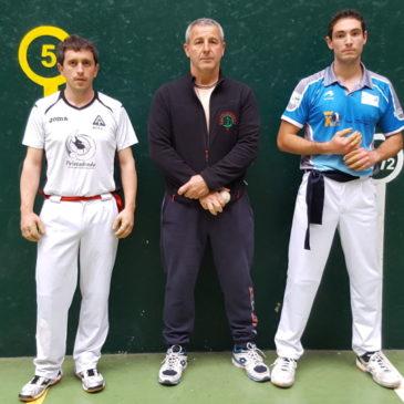Résultats 1/2 FINALES Trophée A. PASCUAL et Challenge Corta