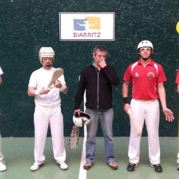 1/2 FINALES Trophée A. Pascual et Challenge Corta