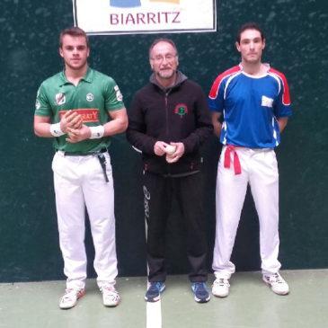 Trophée A. Pascual et Challenge Corta Résultats