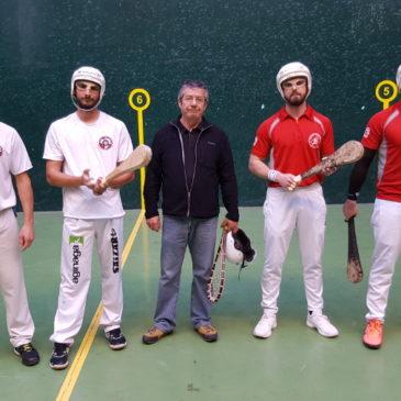 Trophée A. Pascual et Challenge Corta Résultats 2ème soirée