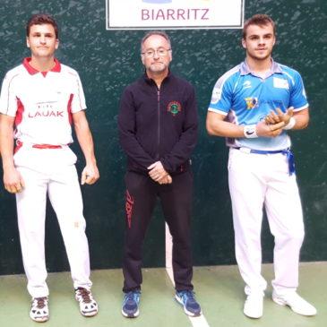 Trophée A. Pascual et Challenge Corta Résultats 7ème soirée